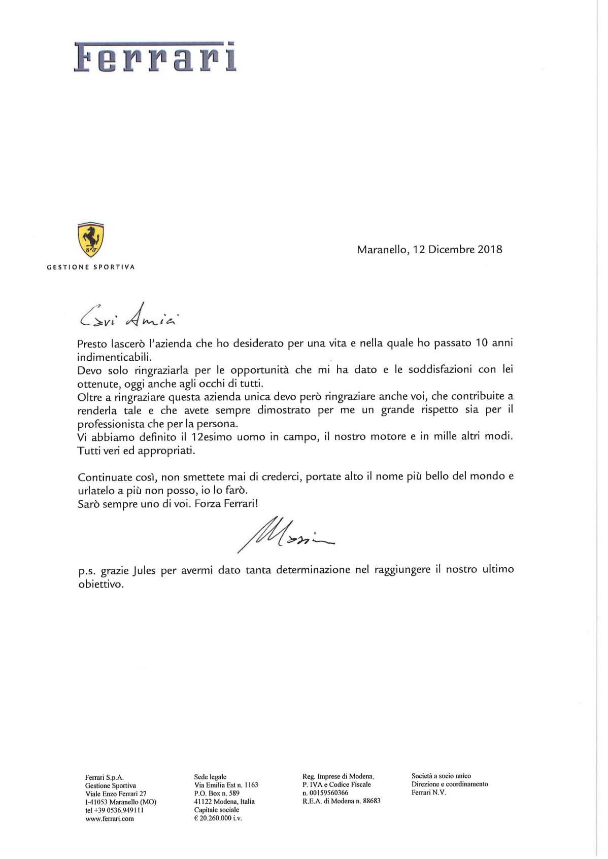 Saluti-Massimo-Rivola